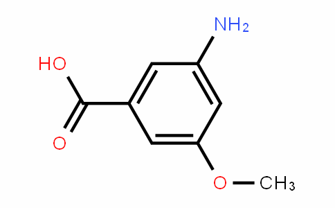 3-amino-5-methoxybenzoic acid