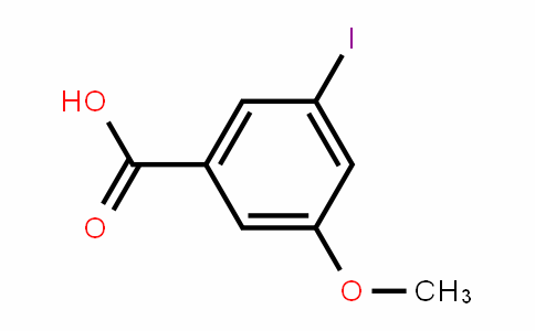 3-iodo-5-methoxybenzoic acid