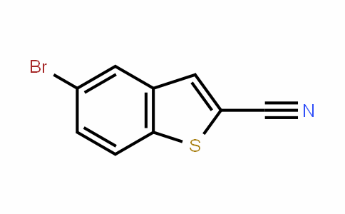 5-bromobenzo[b]thiophene-2-carbonitrile