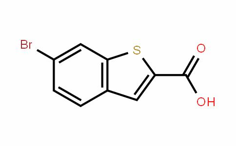 6-溴苯并[b]噻吩-2-甲酸