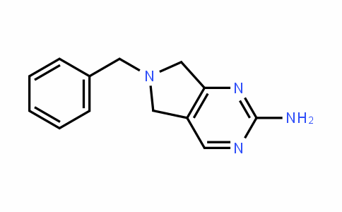 6-benzyl-6,7-dihydro-5H-pyrrolo[3,4-d]pyrimidin-2-amine