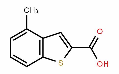 4-methylbenzo[b]thiophene-2-carboxylic acid