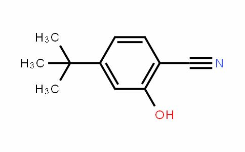 4-(tert-butyl)-2-hydroxybenzonitrile