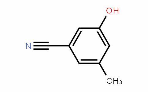 3-甲基-5-羟基苯甲腈