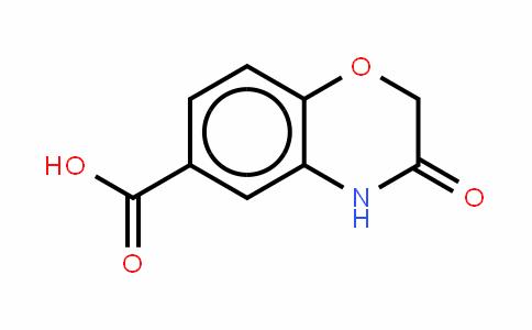 -oxo-3,4-dihydro-2H-benzo[b][1,4]oxazine-6-carboxylic acid