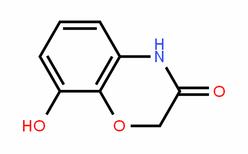 8-hydroxy-2H-benzo[b][1,4]oxazin-3(4H)-one