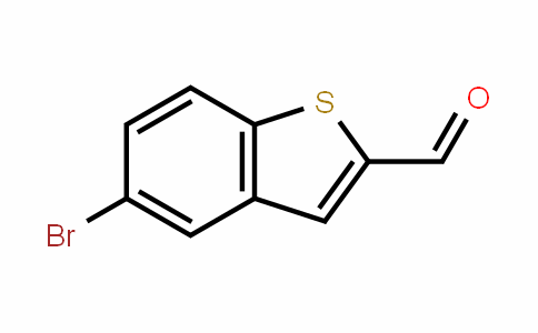 5-bromobenzo[b]thiophene-2-carbaldehyde