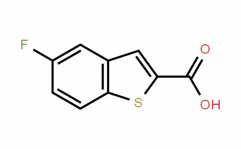 5-氟-1-苯并噻吩-2-羧酸