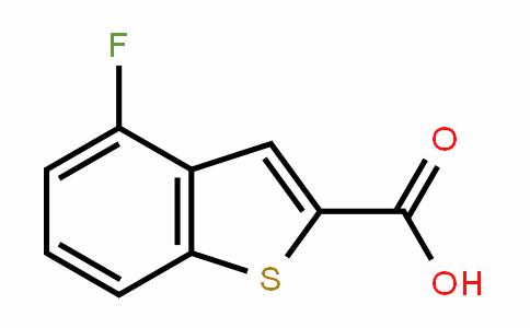 4-fluorobenzo[b]thiophene-2-carboxylic acid