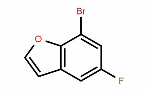 7-bromo-5-fluorobenzofuran