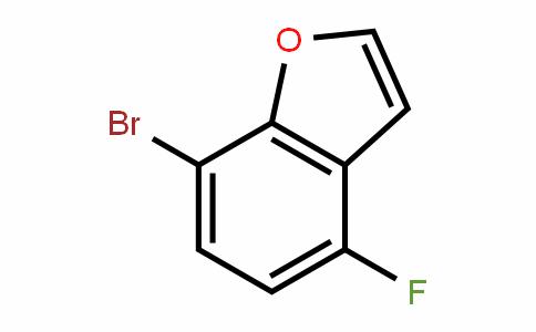 7-bromo-4-fluorobenzofuran