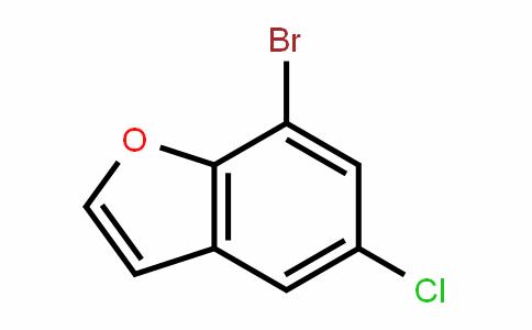 7-bromo-5-chlorobenzofuran