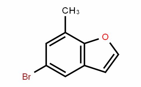 5-bromo-7-methylbenzofuran
