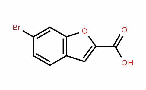 6-溴-1-苯并呋喃-2-甲酸