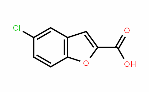 5-氯苯并[b]呋喃-2-羧酸
