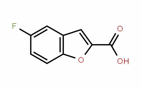 2-苯并呋喃羧酸,5-氟-