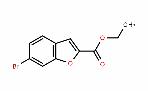 ethyl 6-bromobenzofuran-2-carboxylate