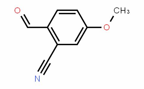 2-formyl-5-methoxybenzonitrile
