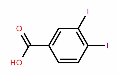 3,4-diiodobenzoic acid