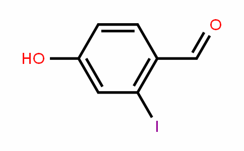 4-hydroxy-2-iodobenzaldehyde