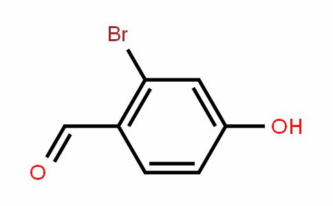 2-bromo-4-hydroxybenzaldehyde