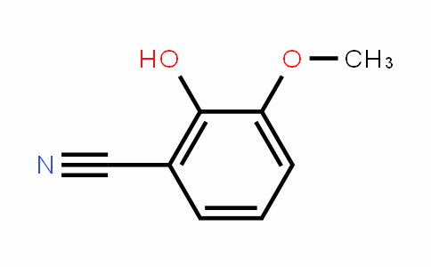 2-hydroxy-3-methoxybenzonitrile