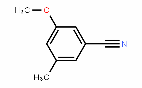 3-methoxy-5-methylbenzonitrile