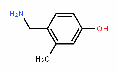 4-(aminomethyl)-3-methylphenol