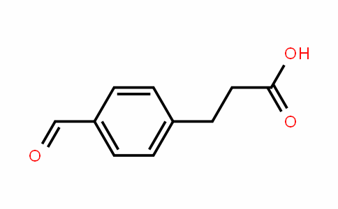 3-(4-formylphenyl)propanoic acid