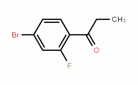 1-(4-bromo-2-fluorophenyl)propan-1-one