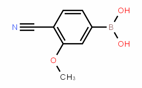 4-cyano-3-methoxyphenylboronic acid