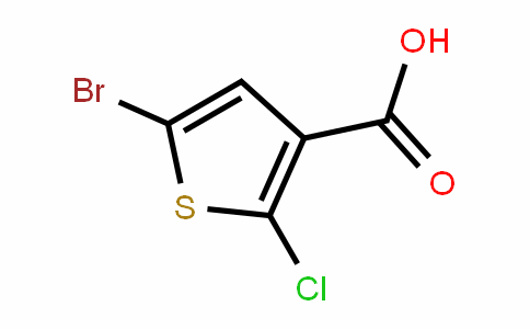 5-bromo-2-chlorothiophene-3-carboxylic acid