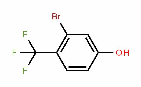 3-bromo-4-(trifluoromethyl)phenol