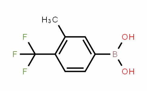 3-methyl-4-(trifluoromethyl)phenylboronic acid