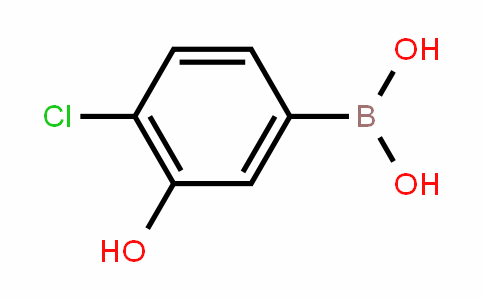4-chloro-3-hydroxyphenylboronic acid