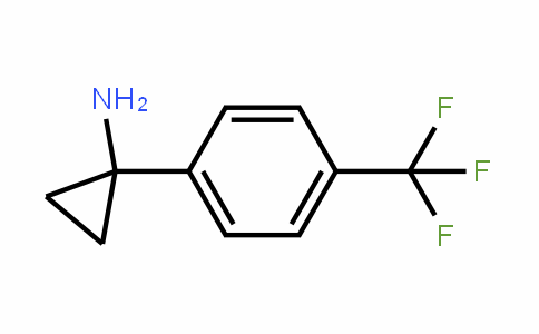 1-(4-(trifluoromethyl)phenyl)cyclopropanamine