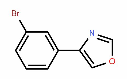 4-(3-bromophenyl)oxazole