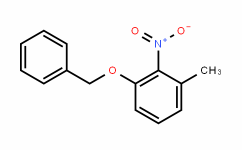 1-Benzyloxy-3-methyl-2-nitrobenzene