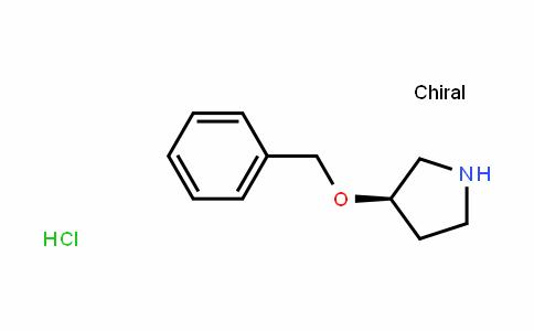 R-1-1H-3-苄氧基吡咯烷盐酸盐