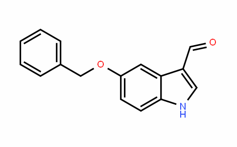 5-Benzyloxy-1H-indole-3-carbaldehyde