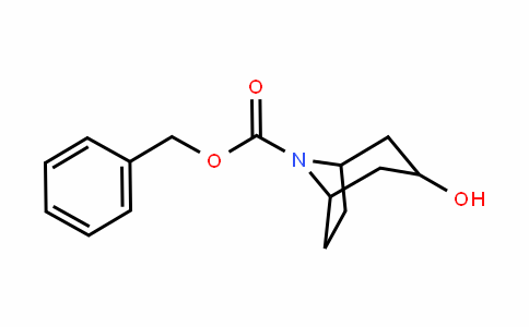 3-Hydroxy-8-aza-bicyclo[3.2.1]octane-8-carboxylic acid benzyl ester