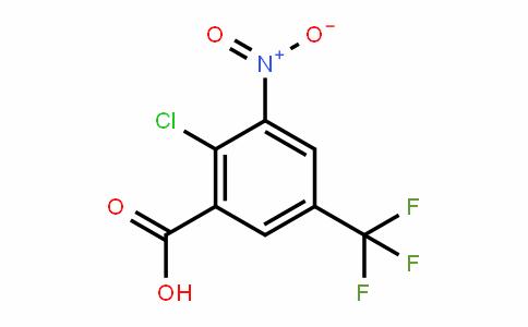 2-chloro-3-nitro-5-(trifluoromethyl)benzoic acid