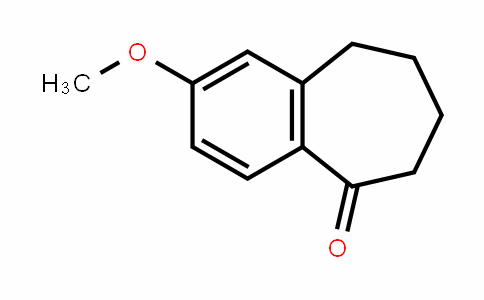 2-Methoxy-6,7,8,9-tetrahydro-benzocyclohepten-5-one