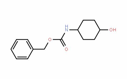 (4-Hydroxy-cyclohexyl)-carbamic acid benzyl ester