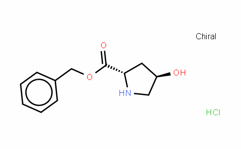 Trans-L-4-Hydroxy-proline benzyl ester HCl