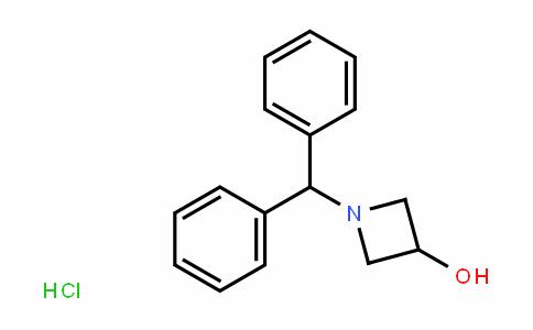 1-benzhydrylazetidin-3-ol hydrochloride