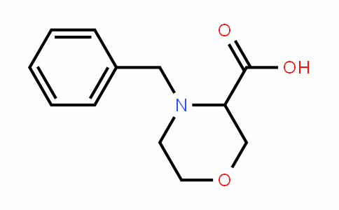 4-benzylmorpholine-3-carboxylic acid