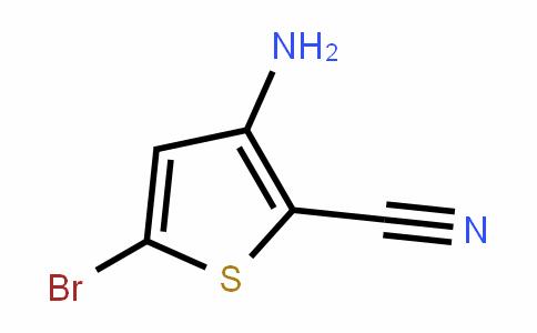 3-Amino-5-bromo-2-cyanothiophene