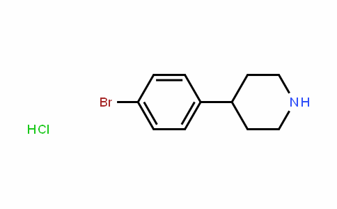 4-(4-Bromo-phenyl)piperidine HCl