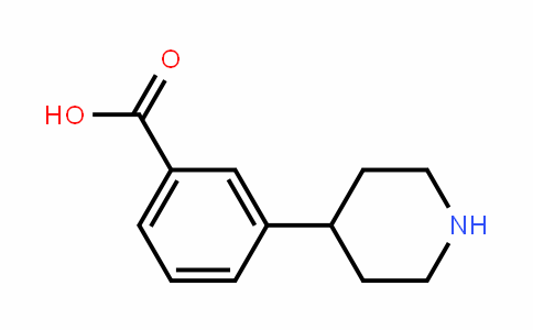4-(3'-Carboxyphenyl)piperidine